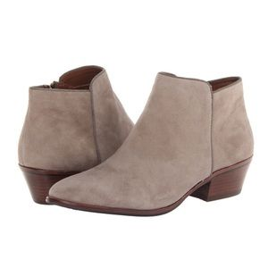 Sam Edelman Putty Suede Petty Booties